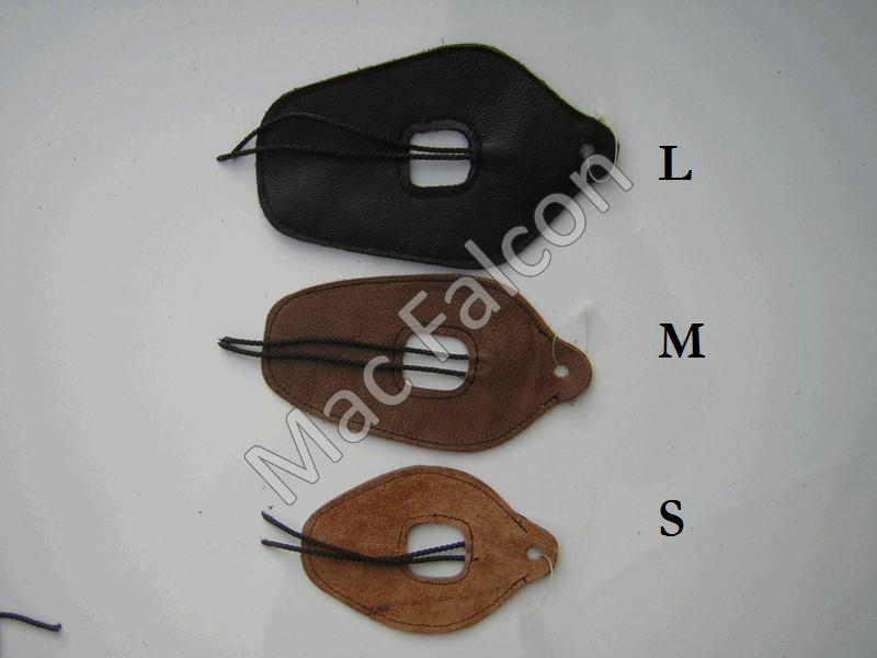 Leather lure, empty. Size S
