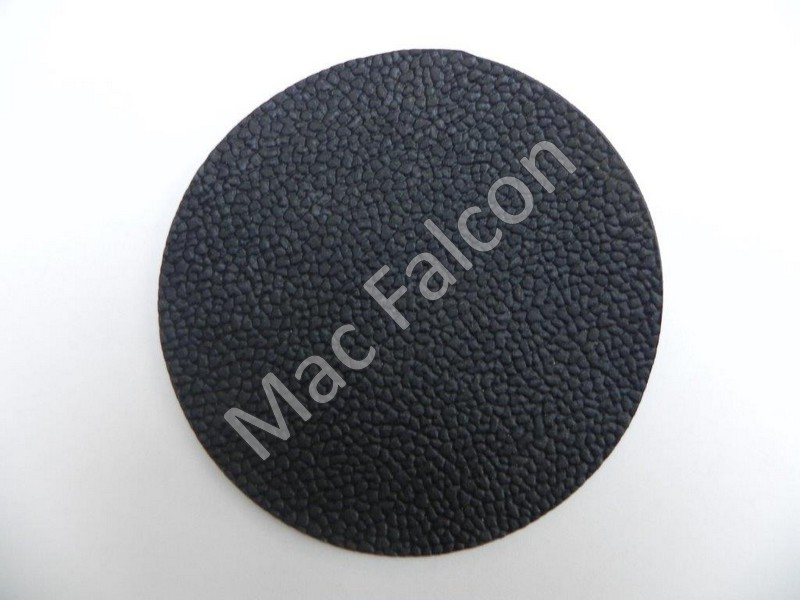 Rubber pads 3 mm thick with print customized 20 cm t/m 26 cm